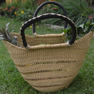 shopping baskets - bolga shopping basket